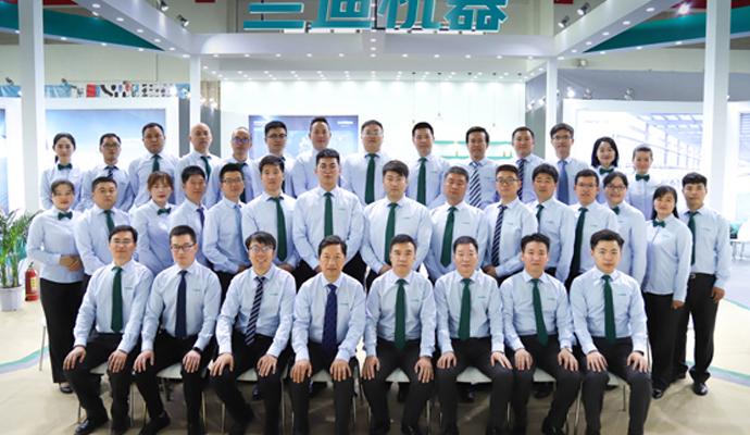 兰迪机器,从中国制造到中国创造