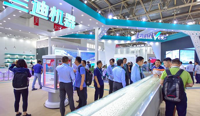 中国玻璃展, 兰迪精彩瞬间回顾
