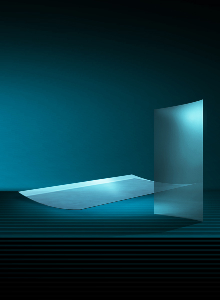 单曲面弯钢化玻璃(C)